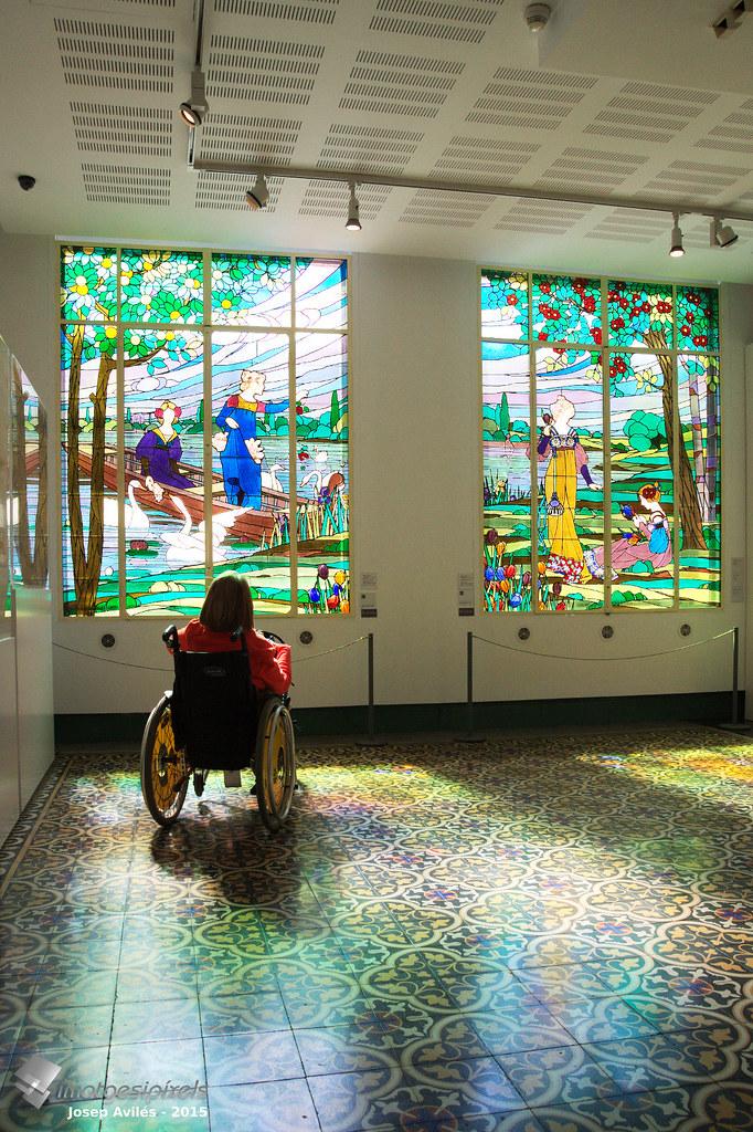 Museu del Modernisme i Art Contemporani. Cerdanyola del Vallés